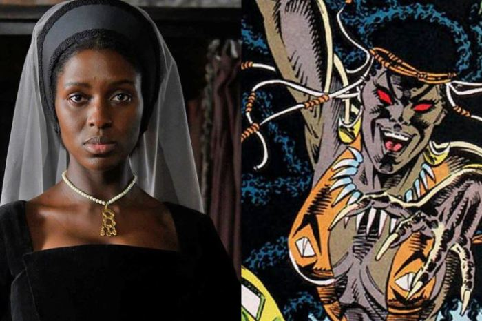 Sony Pictures Reportedly Eying Jodie Turner-Smith To Play Calypso In 'Kraven The Hunter'