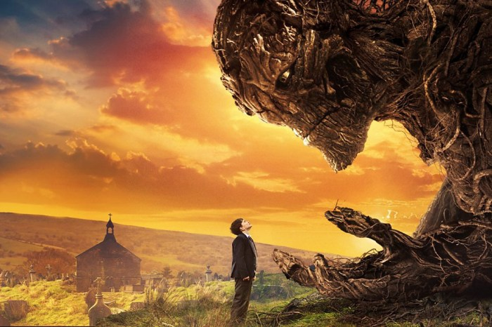 Full Circle Flashback: 'A Monster Calls' Review: An Emotional Spectacle