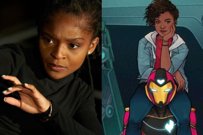 'Black Panther: Wakanda Forever' Image Offers Look At Dominique Thorne As Riri Williams