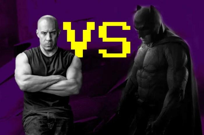 Full Circle Fight Club: Dominic Toretto vs. Batman