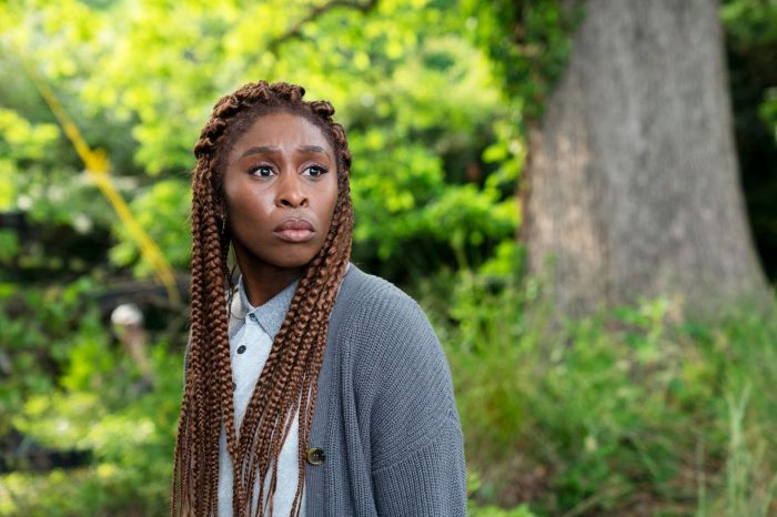 Cynthia Erivo To Star In Francis Lawrence's 'Steel'
