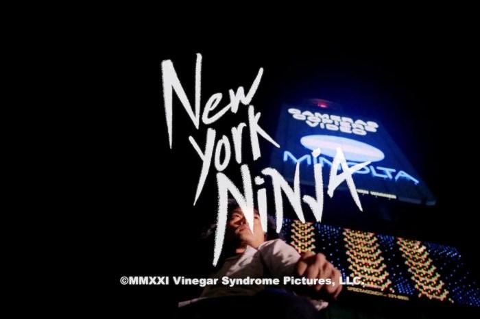 """'New York Ninja' Review: """"I ❤️ NY NINJA"""""""