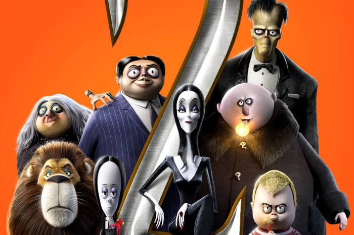"""'The Addams Family 2' Review: """"Creepy, Kooky, Altogether Middling"""""""