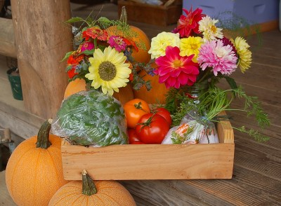 Autumn FarmShare box