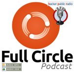 Full Circle Magazine Podcast Logo