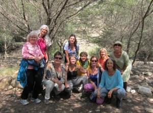 Group at Caral