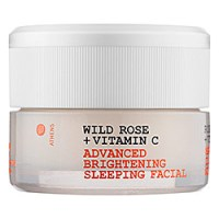 Product Review: Korres Wild Rose + Vitamin C Advanced Brightening Sleeping Facial