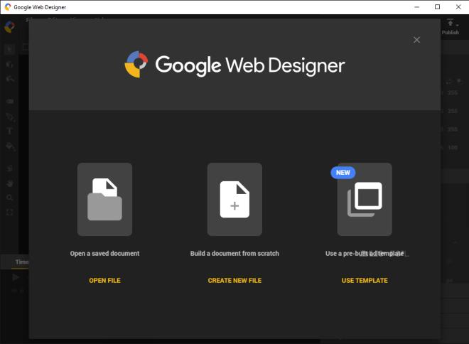 Google Web Designer 4.0.0.0615 Crack
