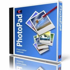 PhotoPad Image Editor 4.04 Crack