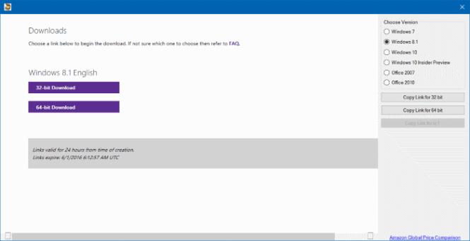 Windows ISO Downloader 6.10 Crack