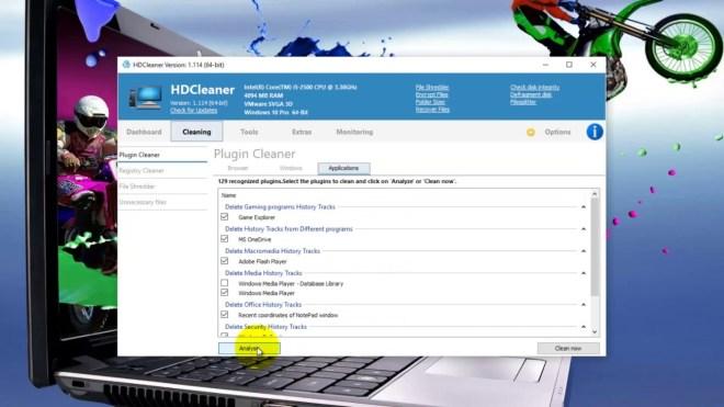 HDCleaner 1.123 Crac