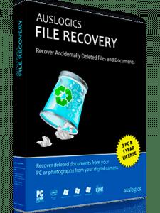 Auslogics File Recovery 8.0.13.0 Crack