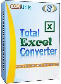 Total Excel Converter 5.1.0.262 Crack Download
