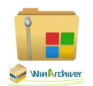 WinArchiver 4.5 Crack & Keygen Free Download