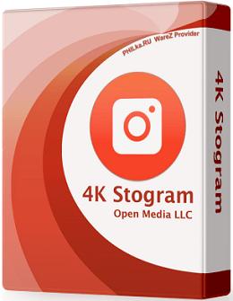 4K Stogram 2.6.16 Crack Free Download