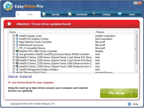 easy driver pro free download with crack