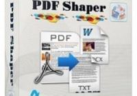 PDF Shaper Professional 8.4 Crack