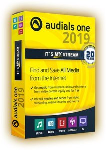 Audials One 2019.0.3800.0 Crack