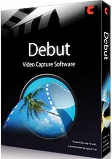 Debut Video Capture 5.19 Crack & Serial Key Free Download