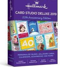 Hallmark Card Studio 2019 Deluxe 20.0.0.9 Crack