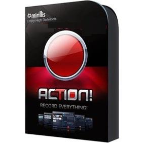 Mirillis Action! 3.5.2 Crack