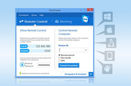 TeamViewer 14.0.8346.0 Beta Crack