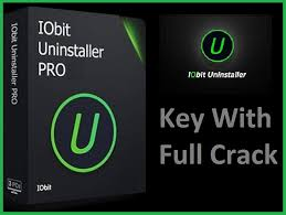 iobit uninstaller 8.1 pro license key