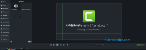 TechSmith Camtasia Studio 2020.0.12 Crack + Keygen Full (Keys) 2021