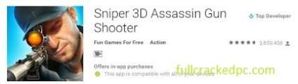 Sniper 3D Assassin 3.25.4 Crack + License Key Download 2021