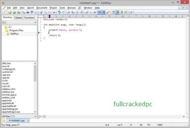 EditPlus Crack 5.3 + Serial Key Free Download 2021