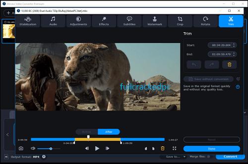 Movavi Video Converter Premium 21.2.0 Crack + Activation Key