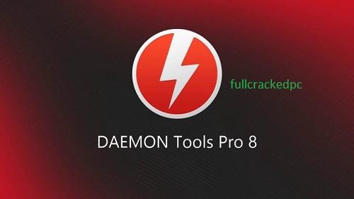 Daemon Tools Pro 8.3.0.0767 Crack + Serial Key Keygen [Latest]