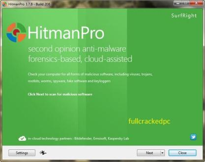 HitmanPro 3.8.20 Crack + Keygen Key Free Download 2021