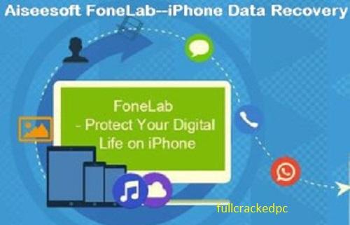 TunesKit iPhone Data Recovery v2.3.1.29 Crack + Serial Key [Latest] 2021