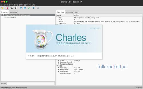 Charles Web Debugging Proxy 4.6.1 Crack + Full Version [Latest] 2021