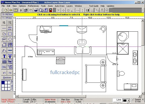 Home Plan Pro Crack 5.8.2.1 with Serial Number [Latest] 2021