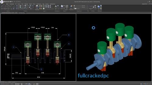 GstarCAD Professional Crack 2021 Build 201015 [Latest] Free Download