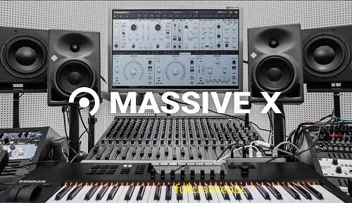 Massive X VST Crack 1.5.5 + Activation Code Mac/Win 2021 Download