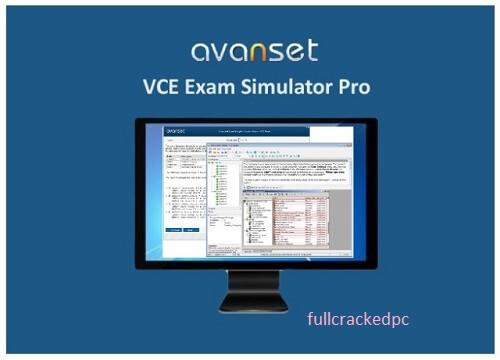 VCE Exam Simulator Pro 2.8 Crack + License Key Free Download 2021