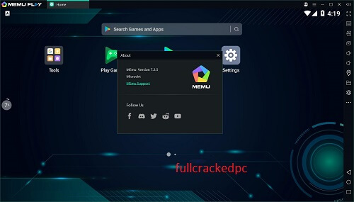 MEmu Android Emulator 7.5.0 Crack + License Key Free Download 2021