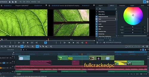 MAGIX Video Pro Crack X12 v18.0.1.95 + Serial Number Download 2021