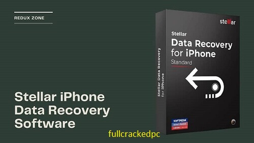 Stellar Data Recovery for iPhone 6.0 Crack + Activation Key [Latest] 2021