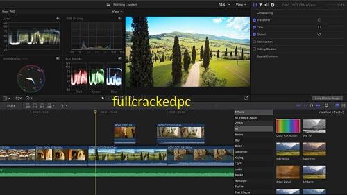 Final Cut Pro X 10.5.3 Crack + License Key Full Free Download 2021