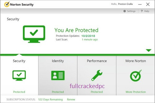 Norton Antivirus 22.21.1 Crack with Serial Key Free Download 2021