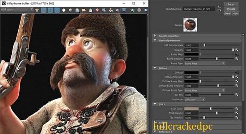 VRay Next 5.10.05 For SketchUp Crack + License Key Download 2021