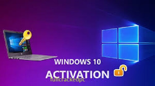 Windows 10 Crack Product Key Full Torrent 2021 Activation