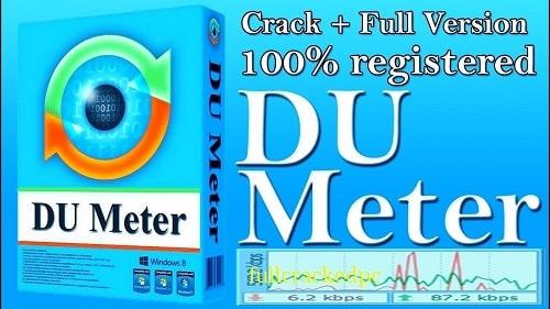DU Meter 7.30 Crack With Serial Key Free Download Here 2021