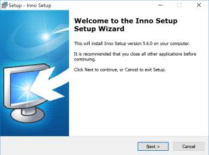 Inno Setup 5.6.1