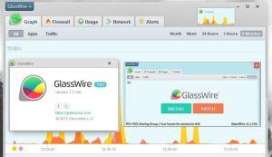 GlassWire Free Firewall