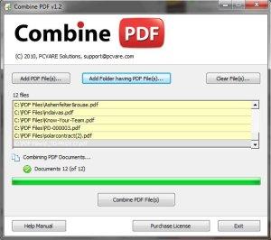 PDF Combine 6.1.0.123